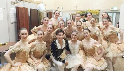 よこはまチャリティーバレエ公演2018、✨終演致しました✨②