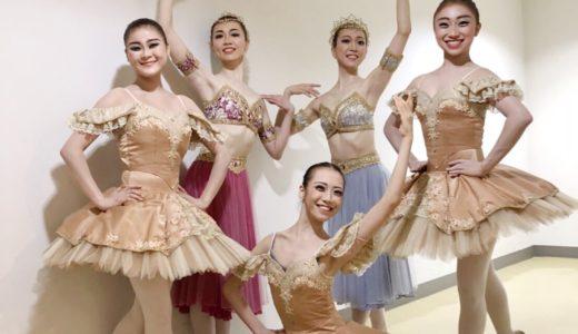 よこはまチャリティーバレエ公演2018、✨終演致しました✨①