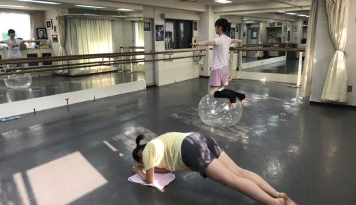 平日昼間 体幹トレーニングクラスのご紹介