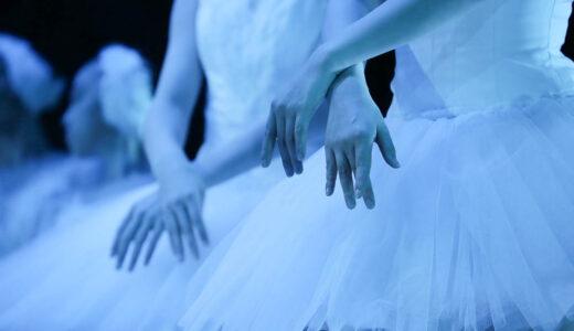 発表会ご報告。「白鳥の湖」舞台写真とともに
